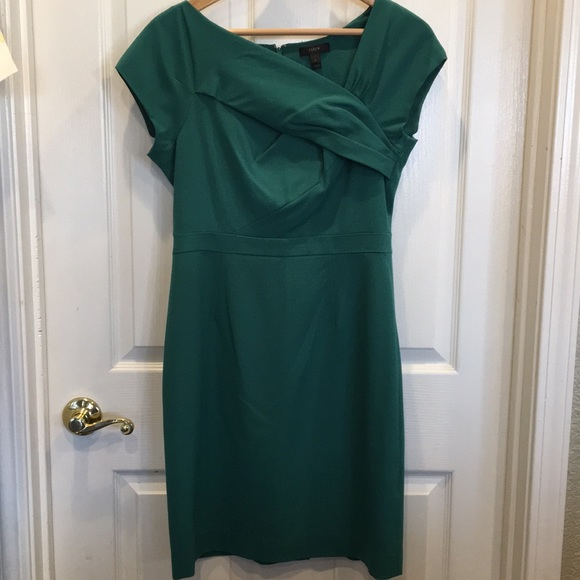 J Crew Dresses Jcrew Womens Suiting Dress Poshmark